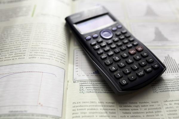 kaboompics.com_Scientific calculator II